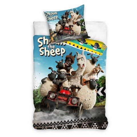 Dětské bavlněné povlečení 140x200 Shaun The Sheep