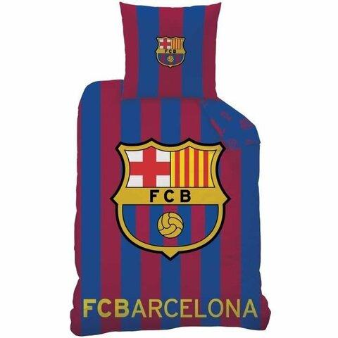 Dětské bavlněné povlečení FC Barcelona 140x200