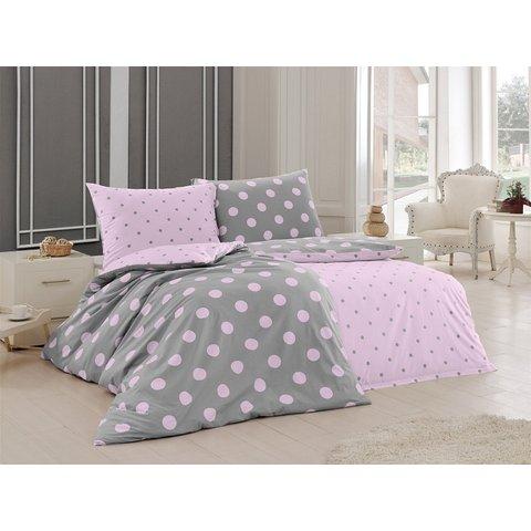 Povlečení Ponte Pink 210x220 Bavlna DeLuxe