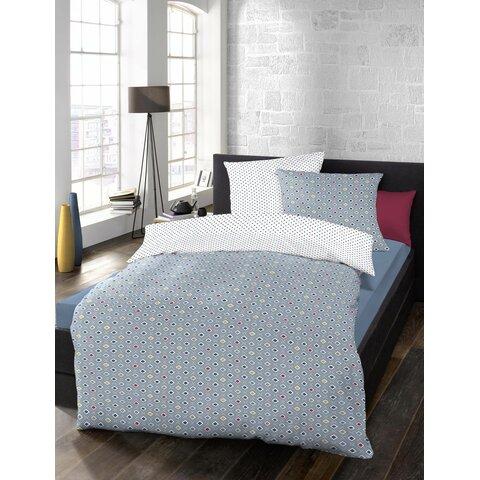 Povlečení Soft touch cotton 140x200+70x90 Schlafgut 22001 5946 551