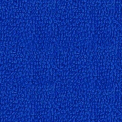 Prostěradlo Froté 90x200 kovově modrá napínací LeRoy