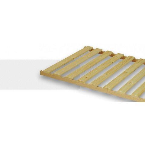 Rošt Materasso masiv v rámu 90x200x6 laťový rošt