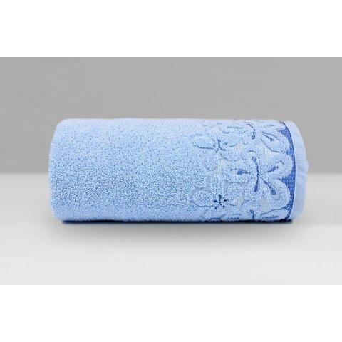 Ručník BELLA 30x50 blankytně modrá