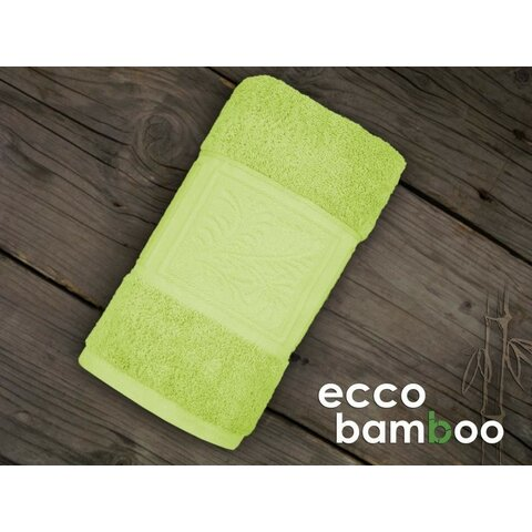 Ručník Ecco Bamboo 50x90 luxus limeta