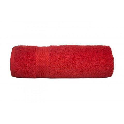 Ručník Egyptská bavlna 50x90 červená