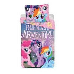 Dětské bavlněné povlečení 140x200 Little Pony Movie