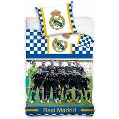 Dětské bavlněné povlečení Real Madrid 140x200