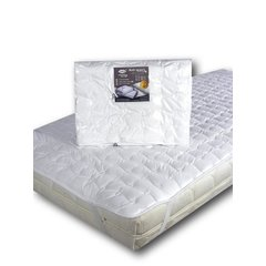 matracový chránič Comfort 200x200 hygienický prošívaný LeRoy