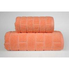 Osuška Brick 70x140 meruňková