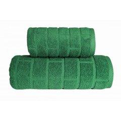 Osuška Brick 70x140 zelená