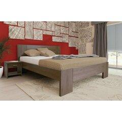 postel Lena II 180x200 Buk, moření bílá