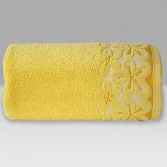Ručník BELLA 50x90 žlutá