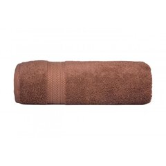 Ručník egyptská bavlna 50x90 světle hnědá