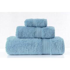 Ručník egyptská bavlna 50x90 světle modrá